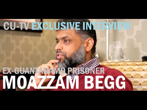 Moazzam Begg - Former Guantanamo Bay Prisoner - Exclusive Interview