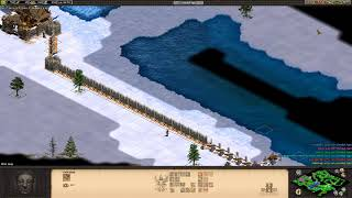 Age of Empires 2 HD - Highlands - Burmese