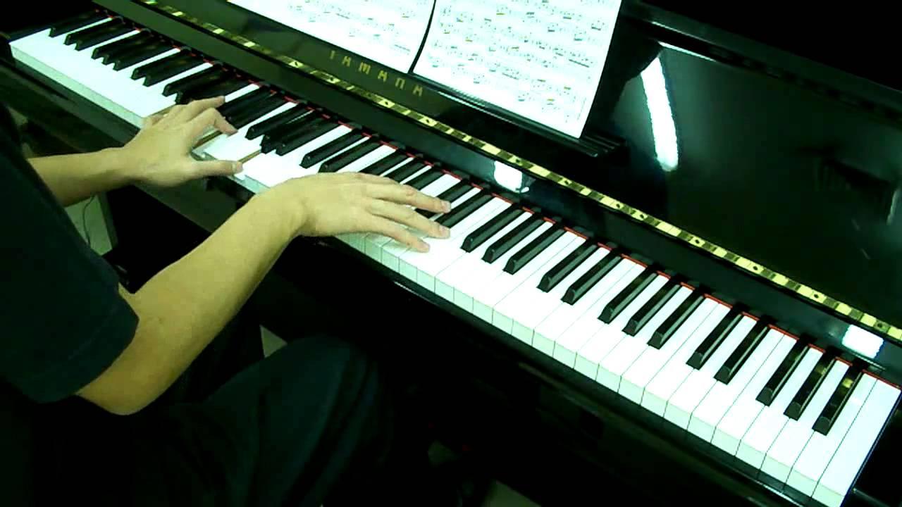 Alan Chan No.1 Beethoven WoO59 Fur Elise 鈴木 鎮一 -