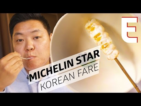Elevated Michelin Star Korean Food At The Most Expensive Korean Restaurant In America ? K-Town