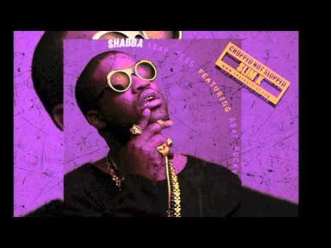 Asap Ferg Feat. Asap Rocky - Shabba (chopped Not Slopped By Slim K) video