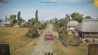 world of tanks мод на зоны пробития