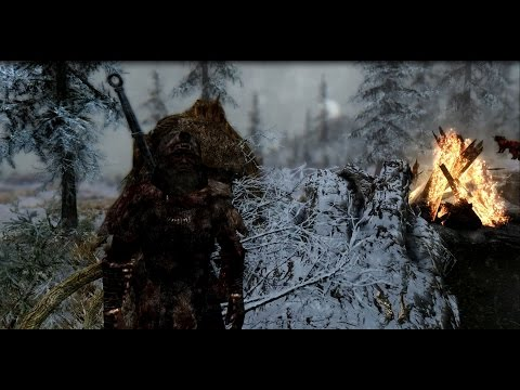 Skyrim Builds - The Barbarian
