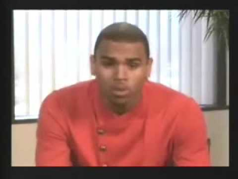 Chris Brown Finally Does A Public Apology