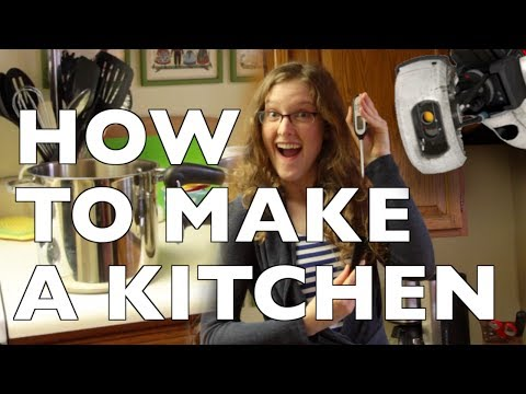 How to Make a Kitchen from Scratch - 9