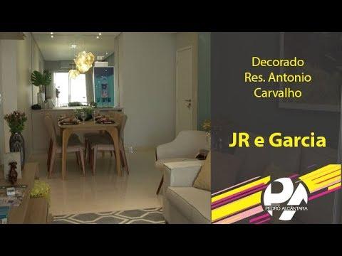 Decorado Res. Antonio Carvalho (Construtora JR e Garcia)
