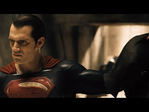 Batman V Superman - Exclusive Sneak