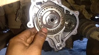 Hyundai Santro gear  problem