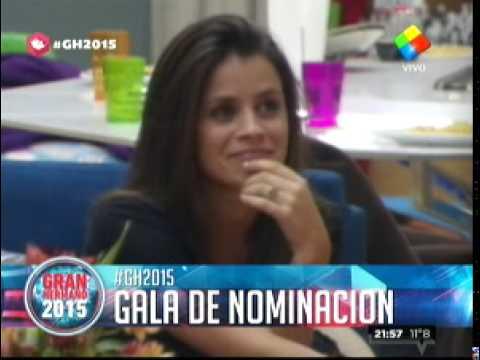 Gran Hermano 2015: Los chicos dialogaron con Jorge Rial