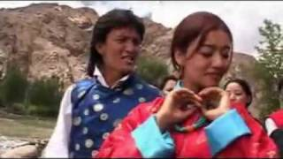 Ladakhi Movie Song Skit Sum Sduk Sum  JIGTAN DIGA YANGSU JIG