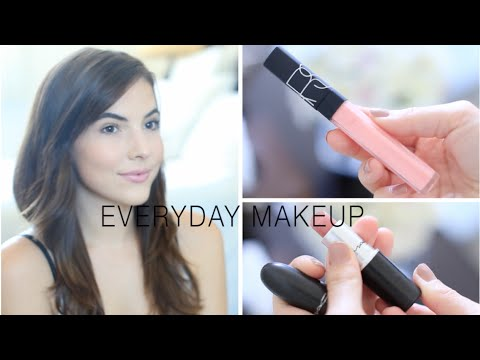 ♥ MY Simple Everyday Makeup Routine ♥
