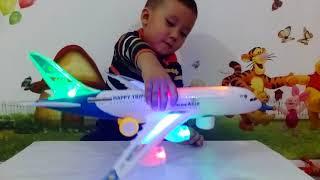 Tuấn Minh GIới Thiệu Về Chiếc Máy Bay A330  AIRLINE  _  MÁY BAY ĐỒ CHƠI CỰC ĐẸP mp4