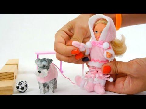 Барби жизнь в доме мечты серия 5