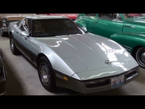 1986 Chevrolet Corvette 5.7L TPI - Low Original Miles