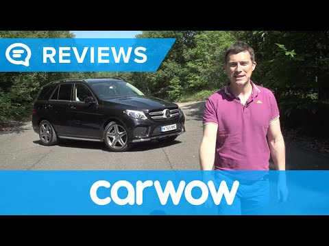 Mercedes GLE SUV 2016 | Mat Watson Reviews