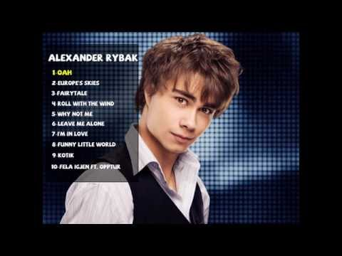 Những bài hát hay của Alexander Rybak