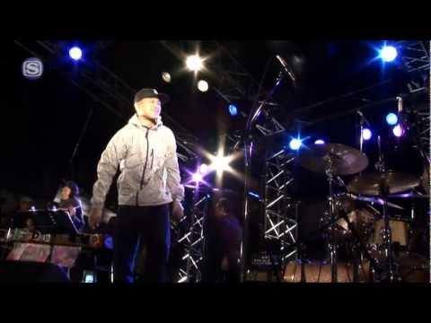 クラムボン featuring ILL-BOSSTINO  - あかり from HERE @ KAIKOO POPWAVE FESTIVAL'10