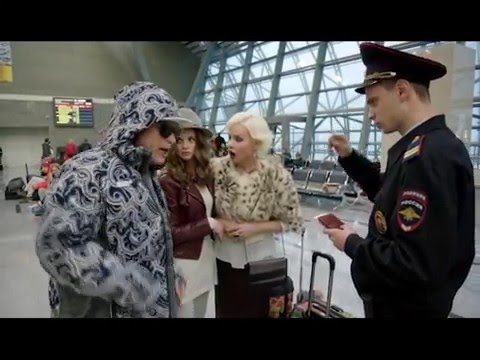 На канале СТС стартует сериал Беглые родственники