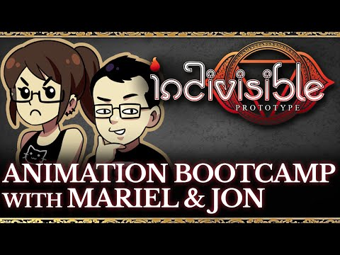 Animation Bootcamp with Mariel & Jon (Part 1)