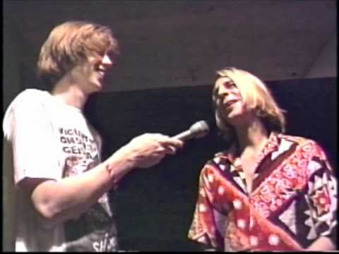 Sonic Youth, Thurston Moore interviews Mudhoney Mark Arm 4