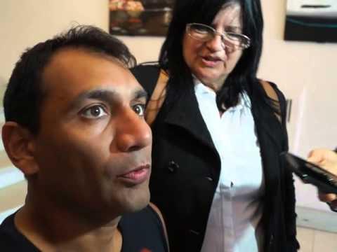 La muni de Carlos Paz gestionó silla de ruedas para Santiago Gutiérrez