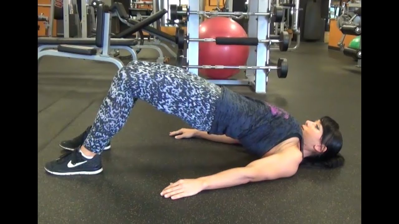 Hamstring Exercise Without Weights Glute Hamstring Exercise