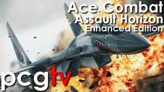 Ace Combat Assault Horizon Enhanced Edition Gameplay (PC HD)