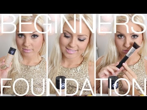 Beginners Foundation ♡ Step By Step Foundation Routine - Beginners Week Basics