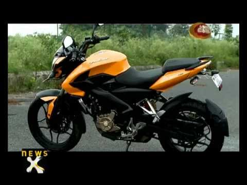 Review: Bajaj Pulsar 200 NS - NewsX