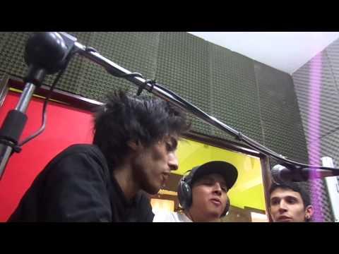 Novak King - Blas - Dan (Acústico - Rap) Radio Bar