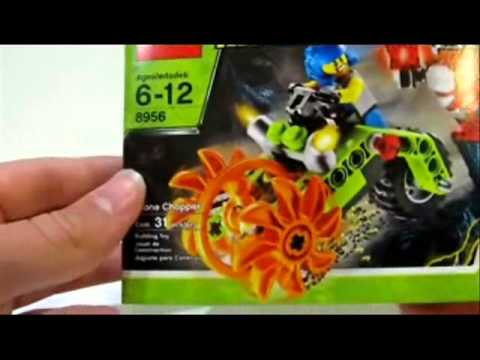 Lego Power Miners Review:Stone Chopper 2009 Part 1