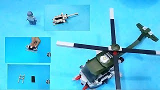 helicopter Lego Toy Amazing video for Kids || Toys For Kid 2019