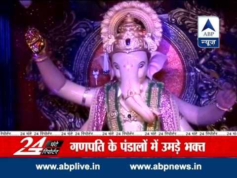 Mumbai welcomes Lord Ganesh with celebration