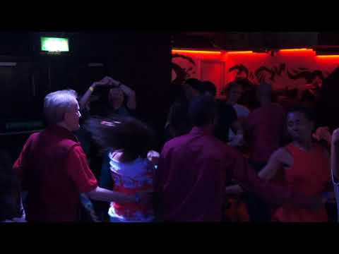 V4 ZLUK 11 DEC Social Dance Party ~ video by Zouk Soul