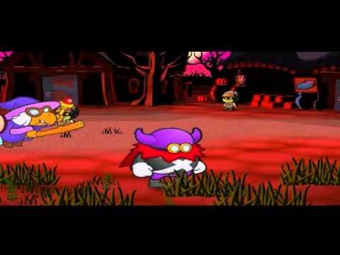Paper Mario 2 Die Legende Vom Äonentor - 94 Heimkehr Nach Rohlingen