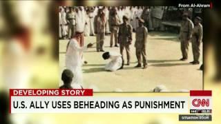 Saudi Arabia: Key U.S. Ally Beheads Regularly