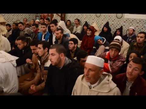 بضريح سيدي أحمد بنعجيبة بقرية الزميج : إحياء الذكرى 20 لوفاة الملك الراحل الحسن الثاني
