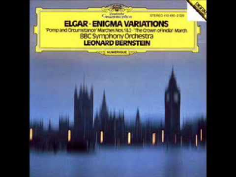 Edward Elgar - Op 39 Pomp And Circumstance - March No 1 In D