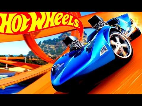 Hot Wheels МАШИНКИ ХОТ ВИЛС мультфильм на русском игра для детей