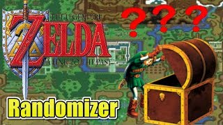 Zelda Randomizer LTTP Snes Easy Seed Speedrun