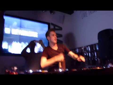 Nicky Romero @ MTV mobile store Amsterdam