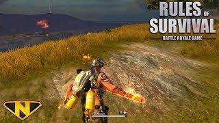 WE GOT HIM! (Rules of Survival: Battle Royale #117)