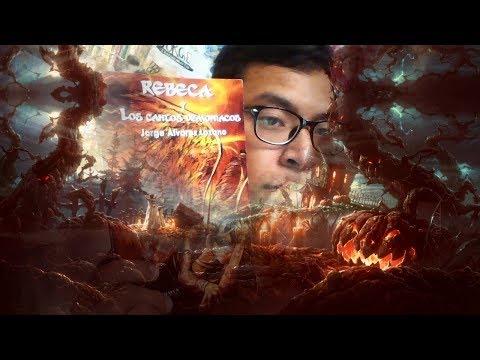 LIBROS DE TERROR: REBECA Y LOS CANTOS DEMONÍACOS