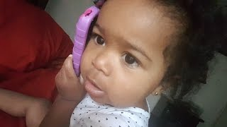 Toddler and the Phone - NFC Unplugged #2