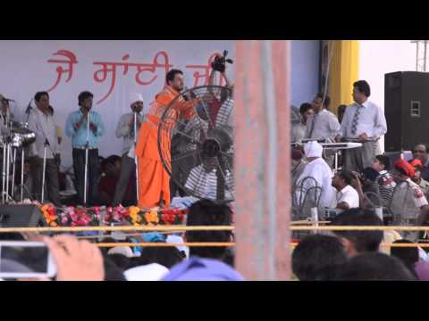 Gurdas Mann Live Nakodar 2013 video