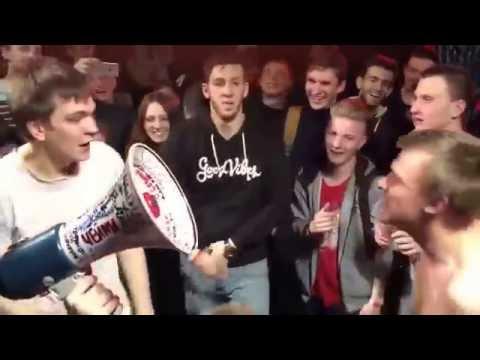 Хип-Хоп Одинокой Старухи vs Гнойный (Лига Гнойного)