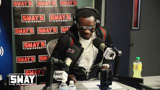 Watch Michael Blackson's Latest Hilarious Visit By Sway In The Morning