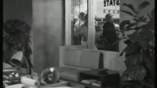 Hitchcock's Cameo in Psycho (1960)