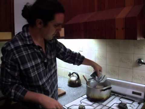 Receta: Guiso de Arroz con Patitas de Cerdo