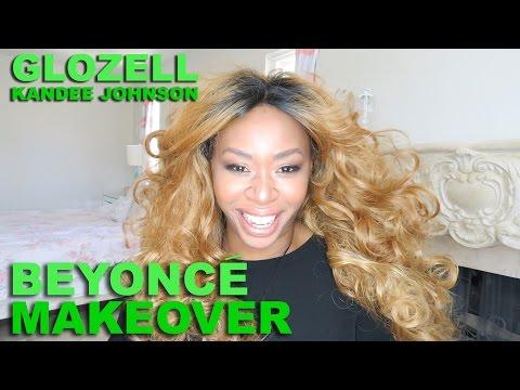 Beyonce Makeover - GloZell & Kandee Johnson